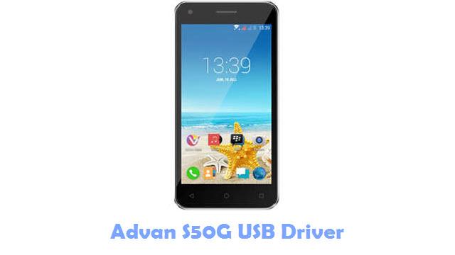 Advan S50G USB Driver