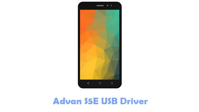 Advan S5E USB Driver