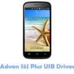 Download Advan S5J Plus USB Driver