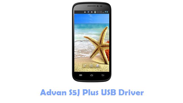 Advan S5J Plus USB Driver