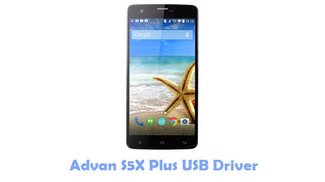 Advan S5X Plus USB Driver