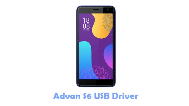 Advan S6 USB Driver