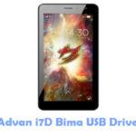 Download Advan i7D Bima USB Driver