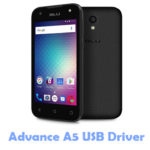 Advance A5 USB Driver