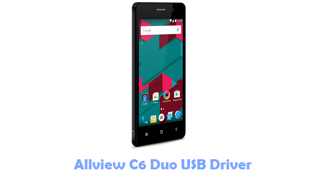 Allview C6 Duo USB Driver