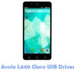 Download Avvio L640 Claro USB Driver