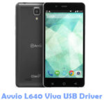 Download Avvio L640 Viva USB Driver