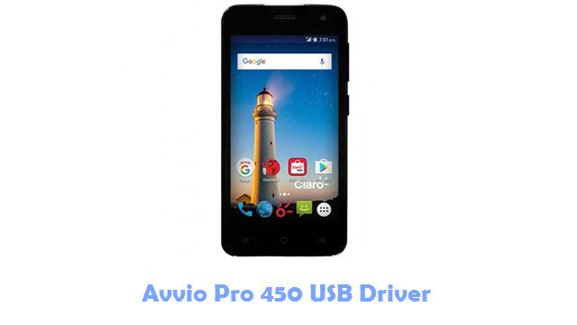 Avvio Pro 450 USB Driver