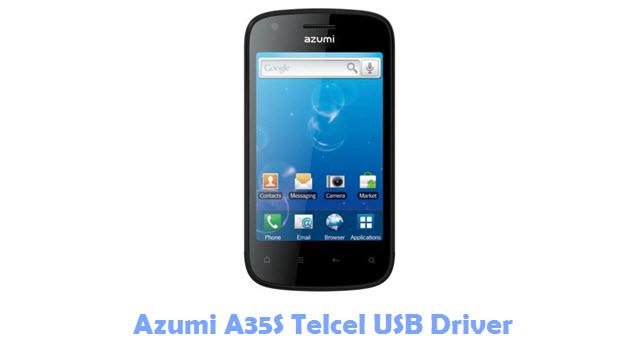 Azumi A35S Telcel USB Driver