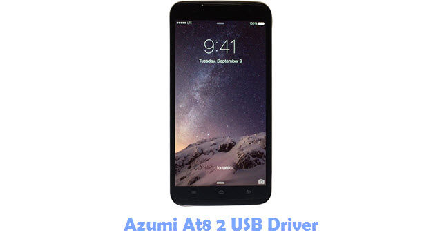 Azumi At8 2 USB Driver