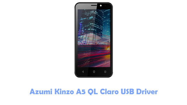 Azumi Kinzo A5 QL Claro USB Driver