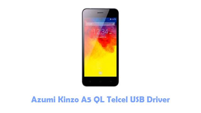 Azumi Kinzo A5 QL Telcel USB Driver