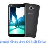 Azumi Kinzo A55 Oli USB Driver