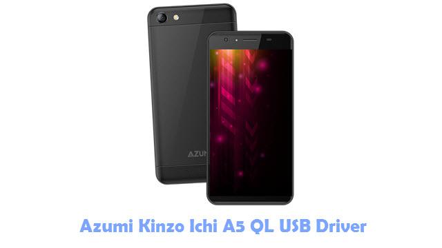 Azumi Kinzo Ichi A5 QL USB Driver
