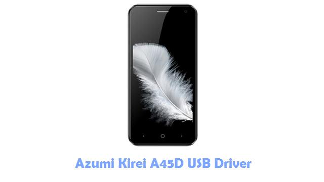 Download Azumi Kirei A45D USB Driver