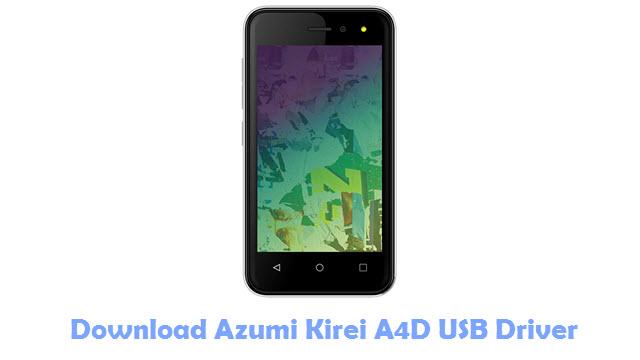 Azumi Kirei A4D USB Driver