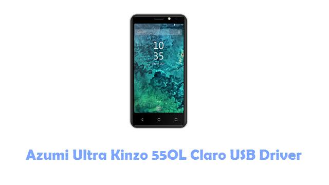 Download Azumi Ultra Kinzo 55OL Claro USB Driver