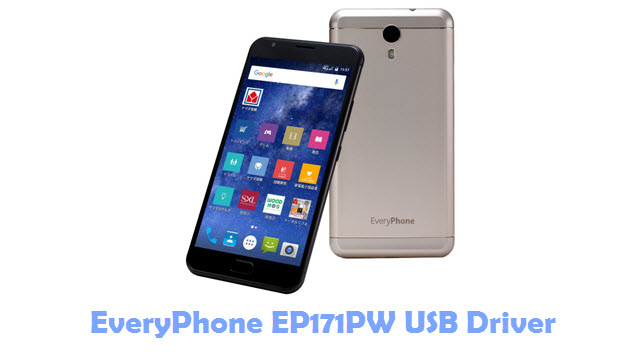 EveryPhone EP171PW USB Driver