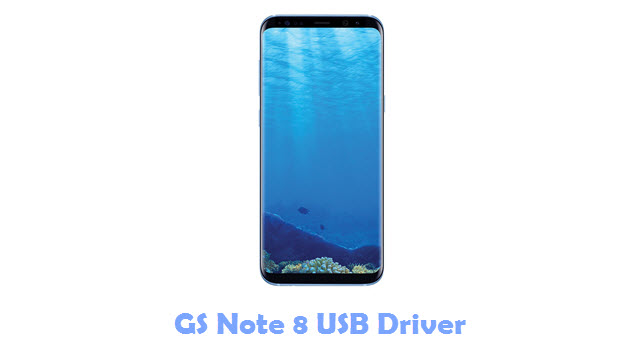 GS Note 8 USB Driver