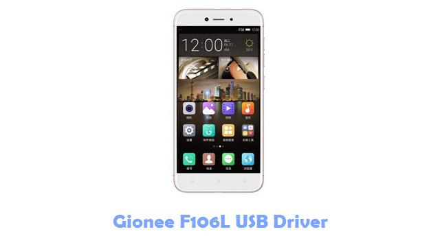 Download Gionee F106L USB Driver