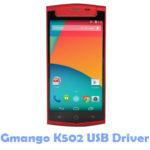 Download Gmango K502 USB Driver