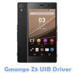 Download Gmango Z5 USB Driver