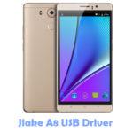 Download Jiake A8 USB Driver
