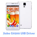 Download Jiake G9200 USB Driver