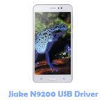 Download Jiake N9200 USB Driver