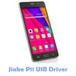 Download Jiake P11 USB Driver