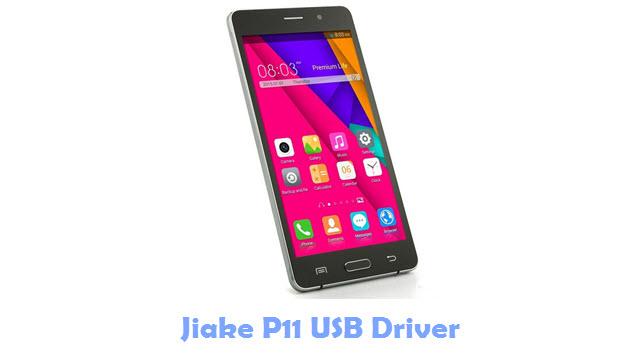 Jiake P11 USB Driver