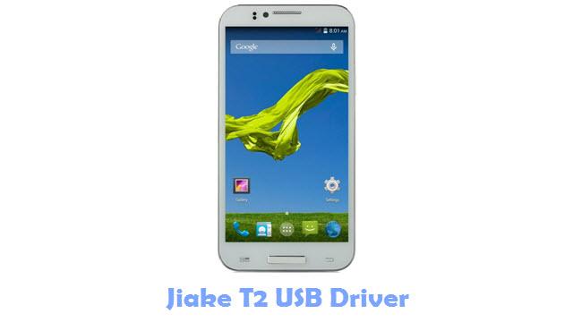 Jiake T2 USB Driver