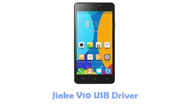 Jiake V10 USB Driver