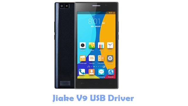 Jiake V9 USB Driver