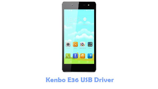 Kenbo E36 USB Driver