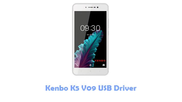 Kenbo K5 V09 USB Driver