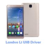 Download Landvo L1 USB Driver