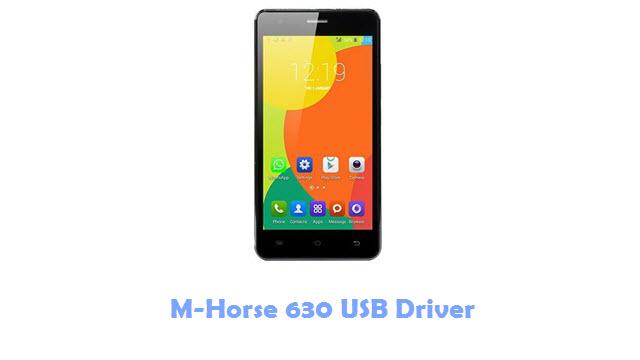 M-Horse 630 USB Driver
