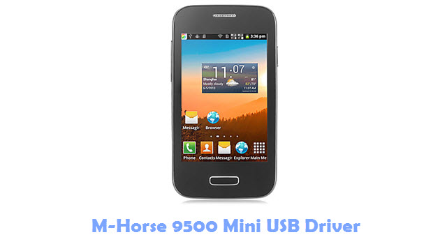 M-Horse 9500 Mini USB Driver