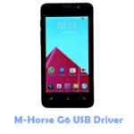 Download M-Horse G6 USB Driver