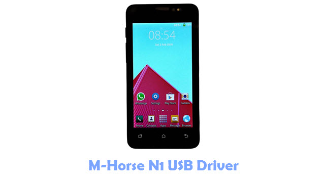 Download M-Horse N1 USB Driver