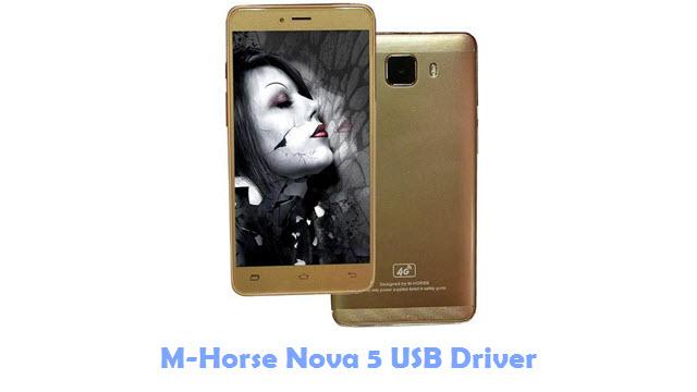 M-Horse Nova 5 USB Driver