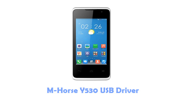 Download M-Horse Y530 USB Driver
