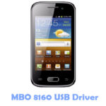 Download MBO 8160 USB Driver