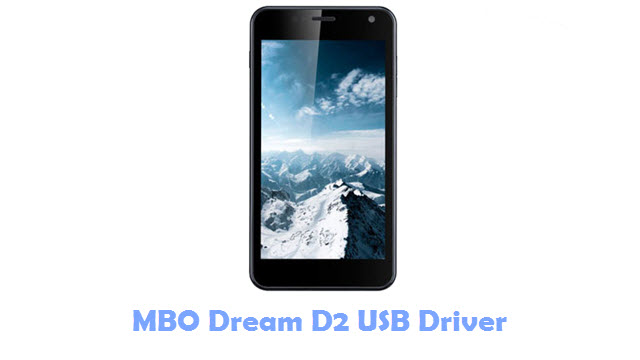 MBO Dream D2 USB Driver