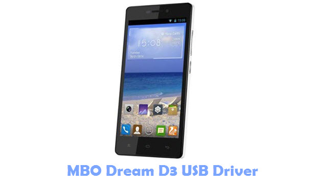 MBO Dream D3 USB Driver