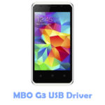 Download MBO G3 USB Driver