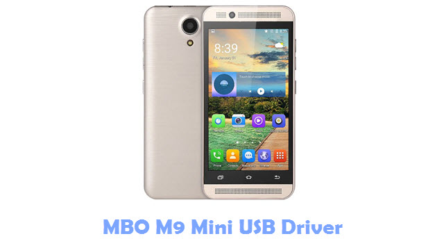 MBO M9 Mini USB Driver