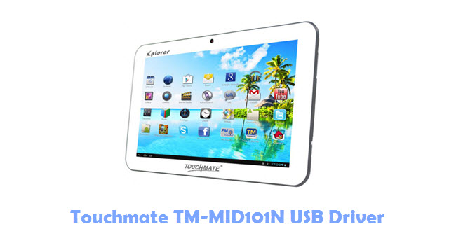 Download Touchmate TM-MID101N USB Driver