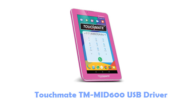 Download Touchmate TM-MID600 USB Driver